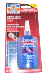 <h5>BLOCAGE DE FILET ROUGE PERMATEX</h5><p>																	</p>